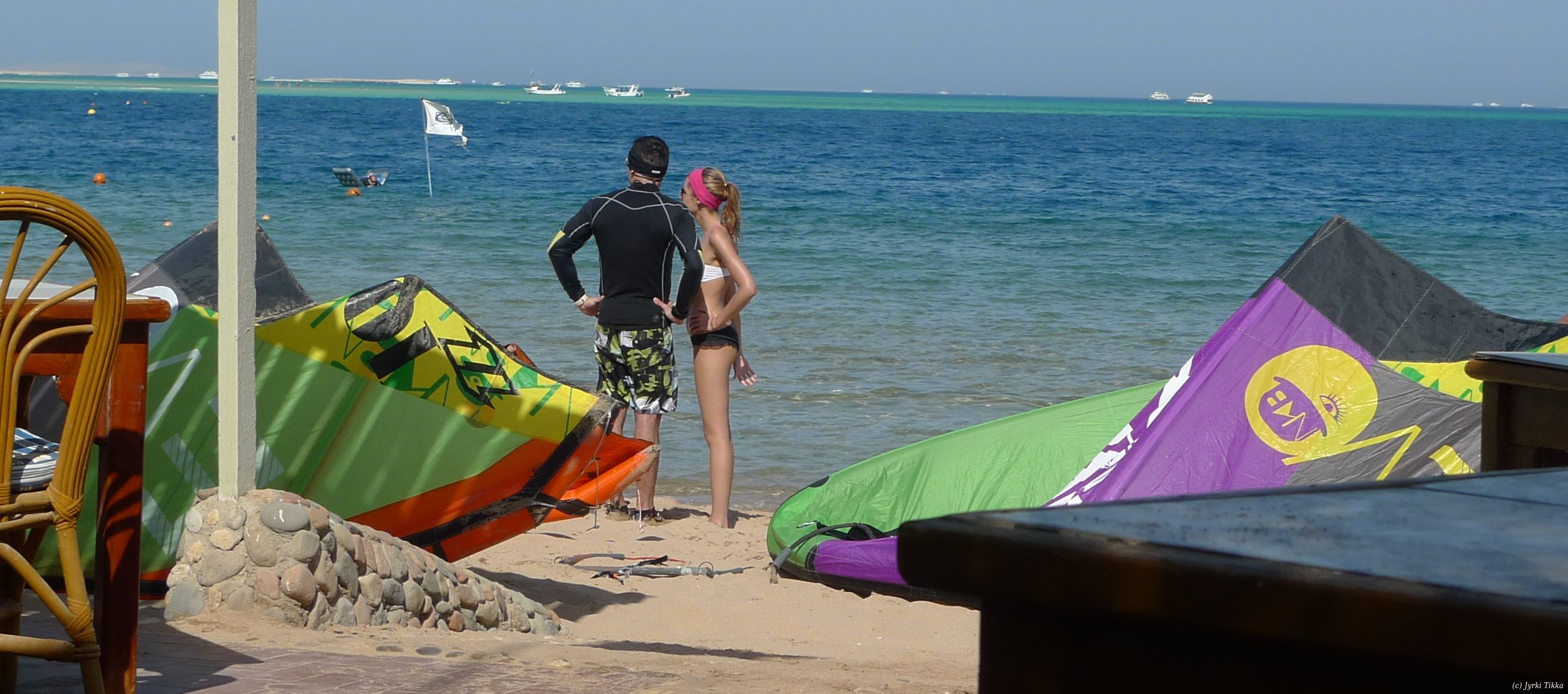 Colona watersports Hurghada